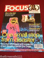 FOCUS #80 - JUNE 1999 - MAMMOTH CLONING