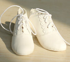 1/3BJD Boots/Shoes Supper dollfie SD Luts  White new #DK57-4