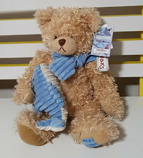 SETTLER BEARS COOPER AND DAVE TEDDY BEAR PLUSH TOY SOFT TOY CUTE!! 27CM TALL