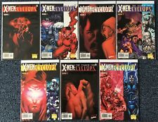 Xmen: The Search for Cyclops 1-4 Plus Variants 1-3 Marvel Comic 2000 VF/NM