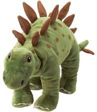 "Stegosaurus Ikea Dinosaur 20"" Stuffed Animal Toy Plush Toy Kids - Green - Nwt"