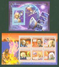 Guinea 2011 - Nobelpreis Physik Einstein Nobel Nernst Wigner Eddington E=mc²  **