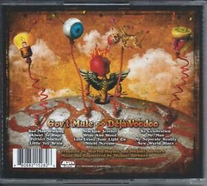 GOV'T MULE Deja Voodoo (CD, Sep-2004, ATO (USA))