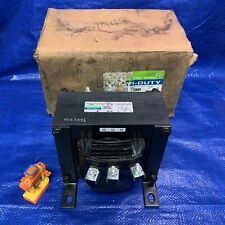 General Signal Hevi-Duty T1500A Industrial Control Transformer, 1.5 KVA, Type: S