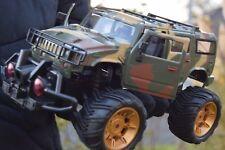 Giant Size Armee Militär Hummer Monster Truck Radio Fernbedienung Auto 1/14
