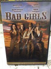 BAD GIRLS EXTENDED CUT DVD DREW BARRYMORE