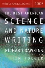 The Best American Science and Nature Writing 2003 (The Best American Series