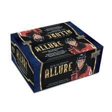 box break 2019-20 Upper Deck Allure Hockey trading cards - pick your team