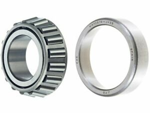 For 1987-1988 Chevrolet R30 Wheel Bearing Front Outer 76624QC RWD Wheel Bearing