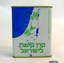 Jerusalem 3000 Kkl Jnf Charity Tzedakah Money Box 1990s