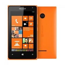 Microsoft Lumia 435 - 8GB - Orange (Unlocked) Smartphone Factory Sealed