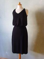Morgan de toi Kleid schwarz Cocktailkleid Kleine Schwarze Größe 36 S (T1) (S11)