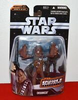 Star Wars Chewbacca Heroes Villains Collection Figure Revenge Sith #7
