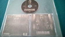 LIVARKAHIL Signs Of Decay CD 2011 Listenable Records – LIV001 rf