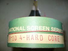 HARDCORE, orig flat 35mm trailer [George C Scott, Peter Boyle]