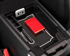 for Cadillac XT5 2016-2018 Accessories Interior Armrest Storage organizer Box 1*