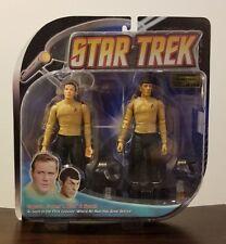 Star Trek Captain James T. Kirk & Spock Action Figures: Pilot Episode #455/1701