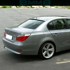 Painted Roof + Trunk Spoiler Wing 2004-2010 For BMW E60 525i 528i 535i 550i 4Dr