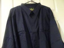 6 XL - Bisley Workwear - Long Sleeve Shirt ...New