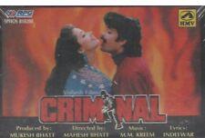 CRIMINAL - BRAND NEW BOLLYWOOD AUDIO CASSETTE