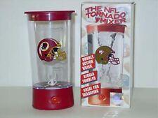 "NFL The Tornado Drink Mixer, ""Washington Redskins"" NEW"