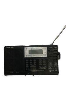 REALISTIC DX-440 AM/FM DIRECT ENTRY COMMUNICATION SHORTWAVE RADIO RECEIVER