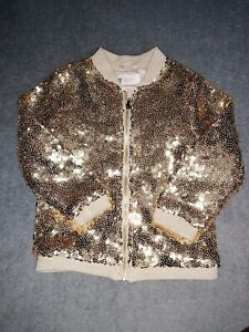 Girls sequin jacket 2-3 Years