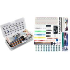 Led Buzzers Electronic Components Resistance Transistors Starter Kit Useful