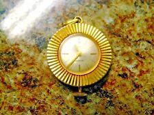 Pendant Watch A10 Vintage Kelbert 17 Jewel