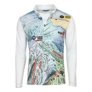 Spyder Men's Limitless Trail Half Zip T-Neck Shirt Top, Size M, NWT
