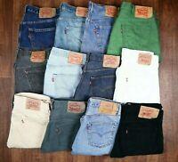 Vintage Levi Levis Jeans 501 GRADE A Unisex Size 30 31 32 33
