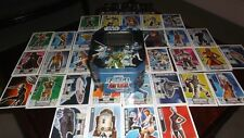 Star Wars Force Attax Binder Series Topps Cards 2011 + Tins Collectors