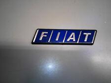 Fregio Logo Stemma Emablema Fiat Posterior Per Fiat Panda Dal 1986 >