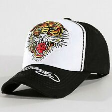 Casquette Ed Hardy By Christian Audigier authentique, Tigre