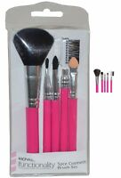 Royal Cosmetics Cosmetics Brush Set - Powder, Eye Shadow, Liner and Brushes