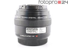 Olympus Zuiko Digital 35 mm 3.5 Macro FT + TOP (866229)