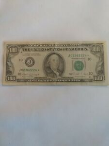 1990 $100 frn Star Note for the True Collector