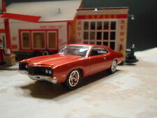 1970 Mercury Montego MX 1/64 Scale Limited Edition See Photos Below