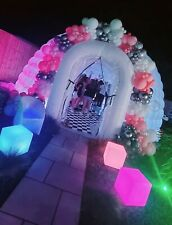 More details for igloo dome hire 8m x 8m 40 guest capacity party tent nightclub