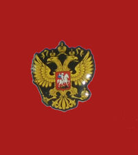 Royal Russian Romanov War Eagle Czar King Russia Empire Crest Hat Tie Pin Tac R