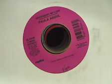 """PAULA ABDUL Will You Marry Me?/Goodnight, My Love 7"""" 45 early-90's dance-pop"""