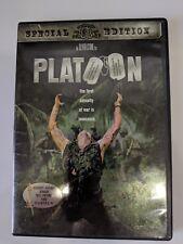 New listing Platoon Dvd