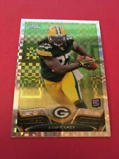 Eddie Lacy  Packers  2013 Topps Chrome X-Fractor Rookie #131