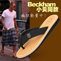 Men's Casual Filp-Flops Fashion Outdoor Thongs Mens Beach Slippers Leisure Shoes