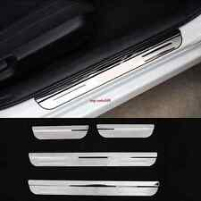 DOOR SILL PANEL SCUFF PLATE STEP COVER TRIM PROTECTOR FOR HONDA CIVIC 2016 2017