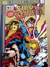 Silver Surfer n°9 1996 ed. Marvel Italia [SP5]