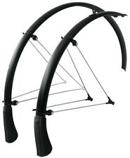 SKS Bluemels 700c Mudguard Set Matt Black 35mm 28 No Colour