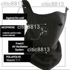 Neoprene Ski Snowboard Motorcycle Biker Winter Sport Face Mask Neck Warmer