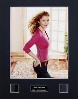 Drew Barrymore Ver1 Signed Photo Film Cell Presentation