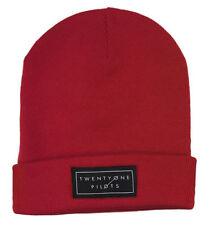 Cappelli da uomo berretto rosso